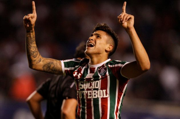 Artilheiro do Brasileirão, Pedro está