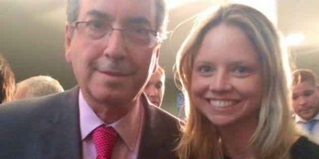 Eduardo Cunha diz que sua filha, Danielle Cunha,