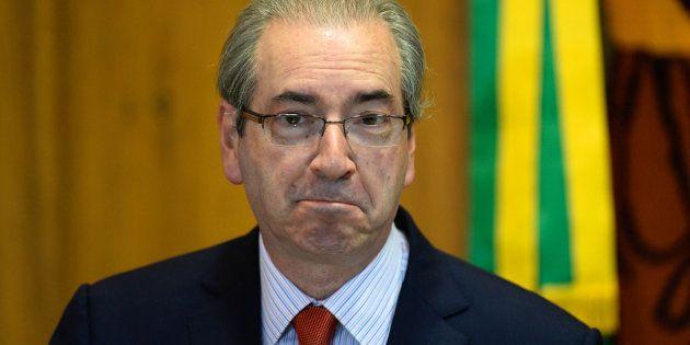 """Cunha diz que Danielle, sua filha, será eleita deputada e """"dará mais trabalho do que ele"""" ao defender..."""