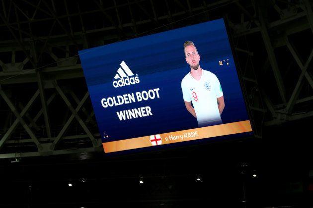 Chuteira de Ouro na Copa, Kane sonha com a Bola de Ouro da
