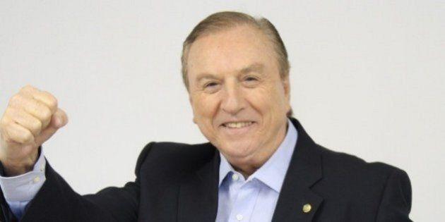 José Maria Eymael concorrerá à Presidência pela 5ª vez desde