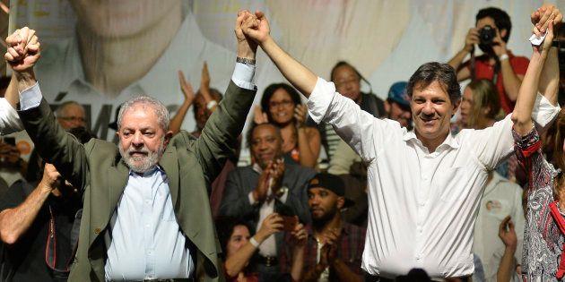 Entre os entrevistados, 51% disseram não saber quem o petista apoiaria, 10% apontaram Marina Silva (Rede),...