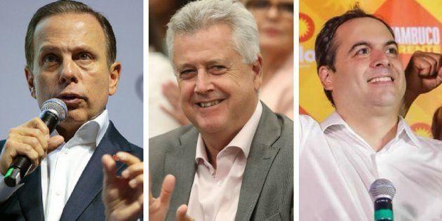 Em São Paulo, João Doria (PSDB) lidera, com 25% das intenções de voto na pesquisa estimulada. Por outro...