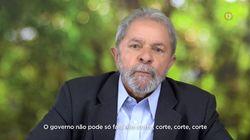 O 'volta Lula' no primeiro programa da campanha do