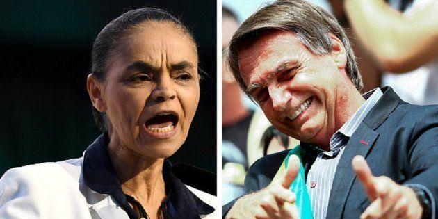 Marina critica Bolsonaro por defender Estatuto da Criança e do Adolescente na