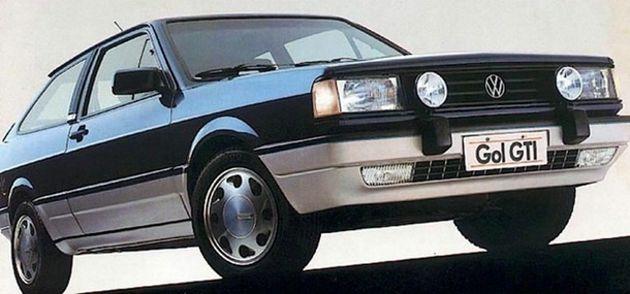 Lançamento do Gol GTI mudou o patamar do carro no