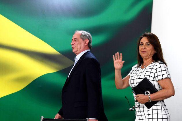 Ciro Gomes e Kátia Abreu, ambos do PDT: semelhanças e