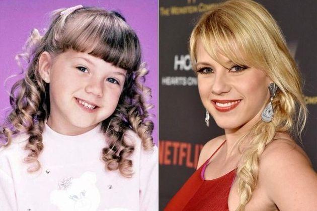 Steph Tanner era a filha do meio em Full House, interpretada por Jodie