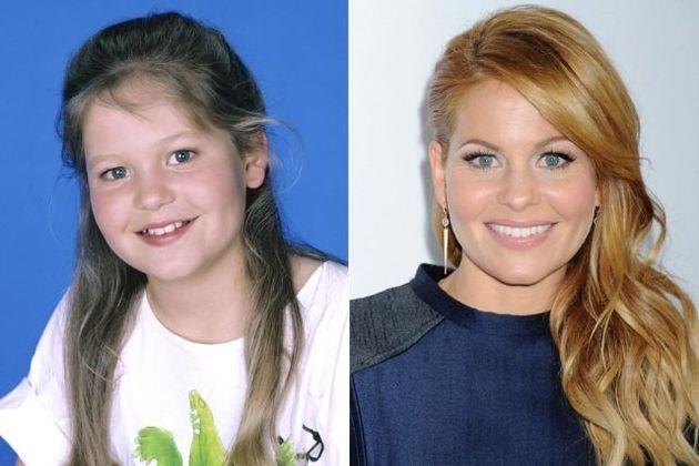 Candace Cameron interpretava D.J. Tanner, a filha mais velha da