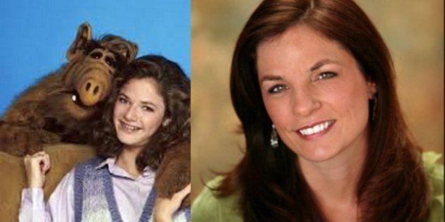Andrea Elson, estrela de Alf, o ETeimoso, antes e nos dias