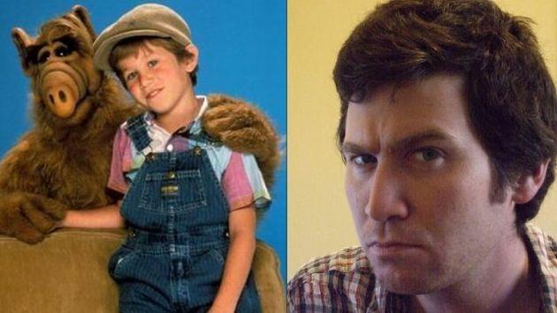 Benji Gregory interpretava Bryan, em Alf, o