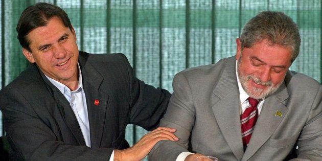 Luiz Marinho foi ministro do Trabalho e da Previdência na gestão do ex-presidente