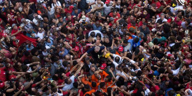 Defesa de Lula insistiu na tese de que TSE tinha de seguir recomendação do Comitê de Direitos Humanos...