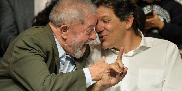 Fernando Haddad se reúne com Lula na segunda-feira para decidir sobre substituição na corrida