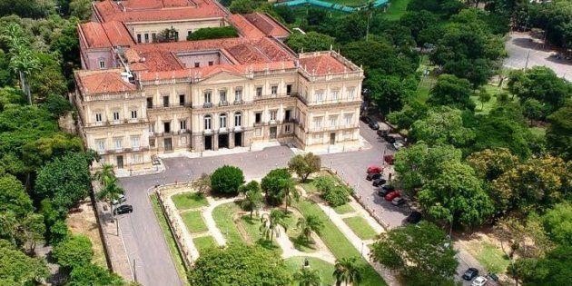 Localizado na Quinta da Boa Vista, em São Cristóvão, Zona Norte do Rio, o Museu Nacional abrigava um...