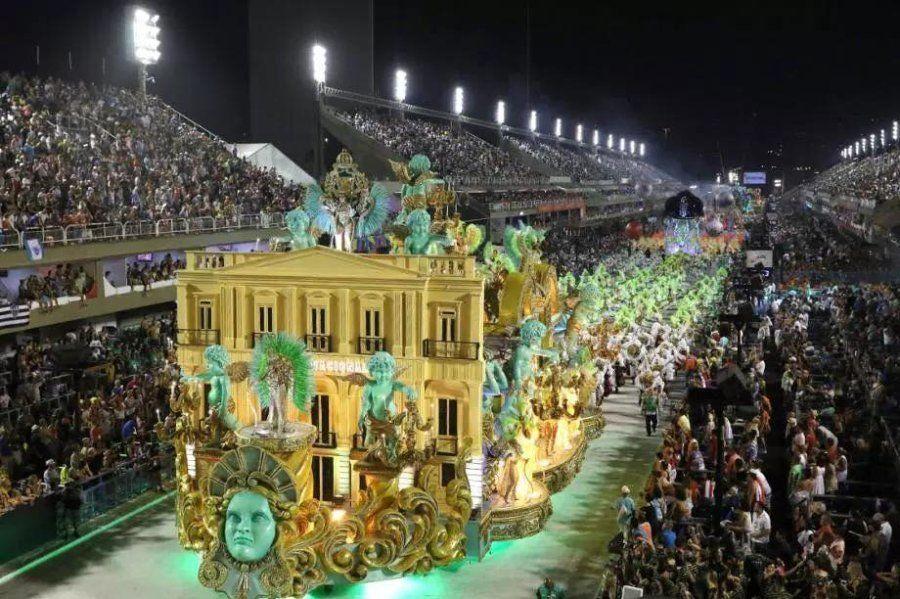 200 anos do Museu Nacional motivou enredo da Imperatriz Leopoldinense no carnaval deste