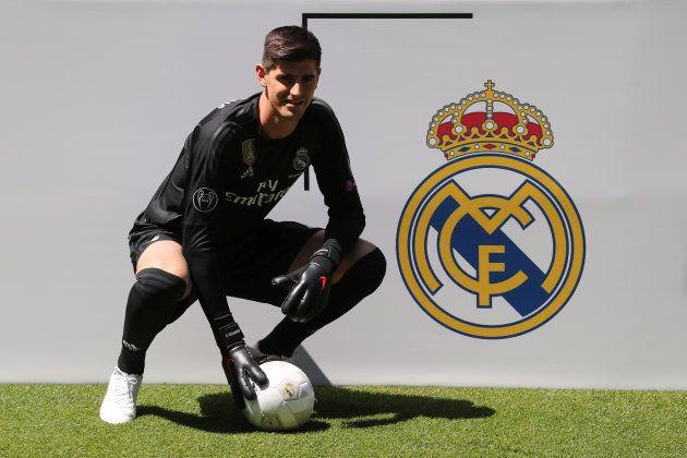 Courtouis acertou com o Real Madrid após excelente Copa do Mundo pela