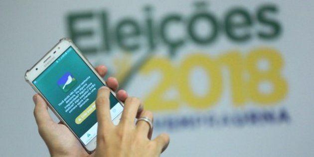 Aplicativo Pardal foi criado pela Justiça Eleitoral para denunciar