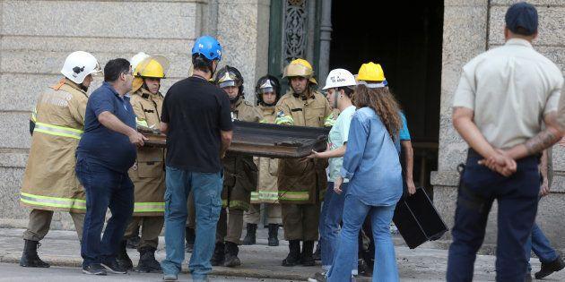 Orepasse do BNDES será direcionado para financiar projetos executivos de segurança e prevenção de incêndios...