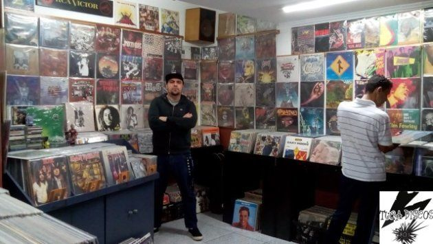 Tuca Discos existe há 12 anos e reúne raridades e lançamentos em