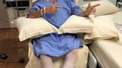 Bolsonaro caminha pelo quarto e não tem sinais de infecção, revela boletim