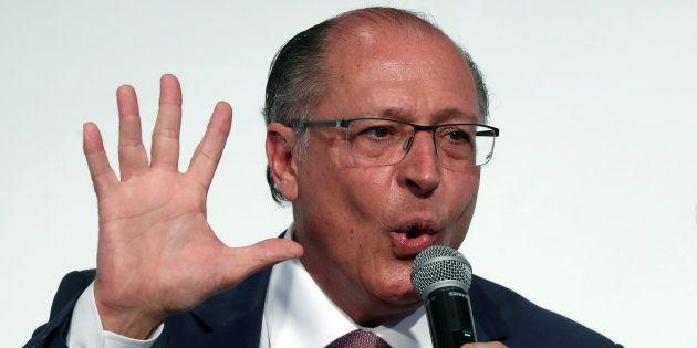 Geraldo Alckmin será um dos presentes no debate da