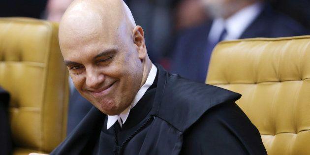 Ministro Alexandre de Moraes deu voto decisivo na denúncia contra Jair Bolsonaro por