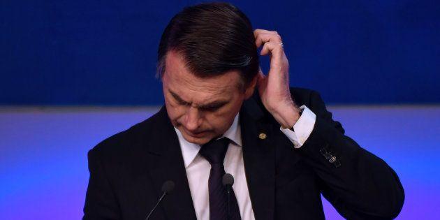 Jair Bolsonaro é o mais rejeitado dos candidatos à