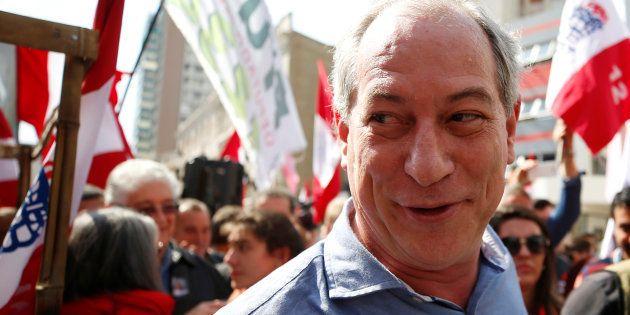 Ciro dispara contra Haddad: Perdeu reeleição para votos nulos e