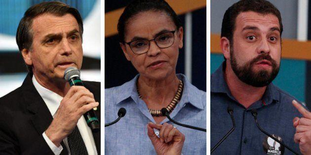 Guilherme Boulos (PSol), prometeu