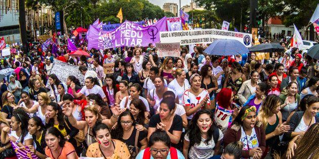 A promoção e ensino dos direitos humanos e das mulheres é necessária para 76% dos brasileiros, diz