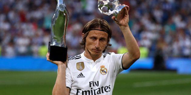 Modric é principal ameaça ao reino de CR7 no Prêmio The Best, da