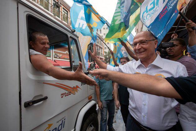 Na capital do Acre, Alckmin criticou o populismo de esquerda e o populismo de