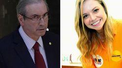 Filha de Cunha exalta 'conquistas' do pai para pedir