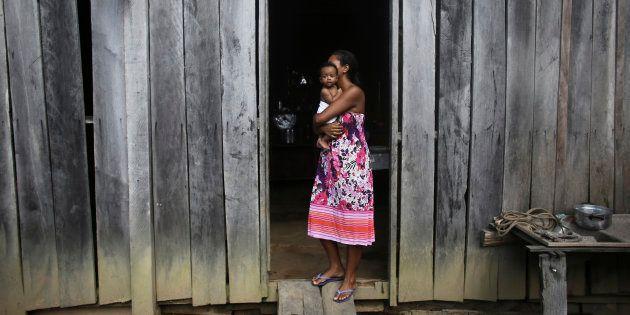 Das 10,3 milhões de crianças brasileiras com menos de 4 anos em 2015, 83,6% (8,6 milhões) tinham como...
