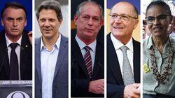 Ibope: Bolsonaro tem 28%; Haddad, 19%; Ciro, 11%; Alckmin, 7% e Marina,