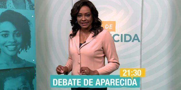 O debate da TV Aparecida será realizado na quinta-feira (20) e mediado pela jornalista Joyce