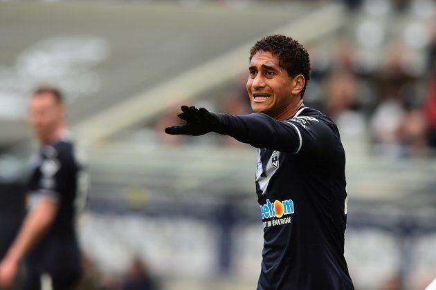 Ex-corintiano Pablo ganhou destaque no Bordeaux e chegou à
