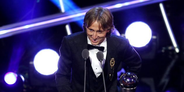 Luka Modric e o Prêmio The Best: Craque da Copa, da Europa e, agora, do