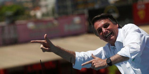 Ibope aponta cenários difíceis para Jair Bolsonaro (PSL) no segundo