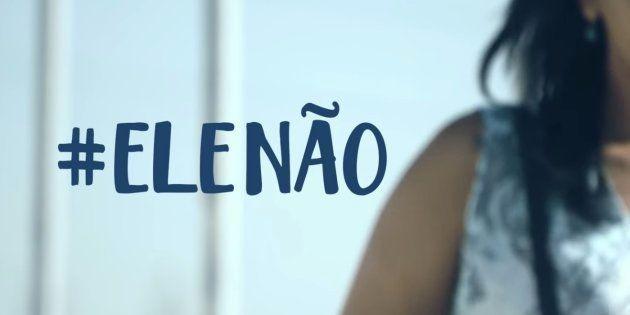 Programa eleitoral de Geraldo Alckmin adere à campanha #EleNão, de mulheres contra