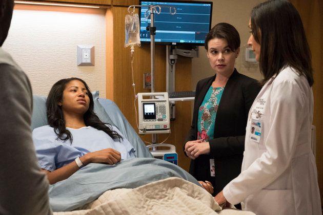 Cena da 2ª temporada da série, que estreou na última segunda-feira (24) nos Estados