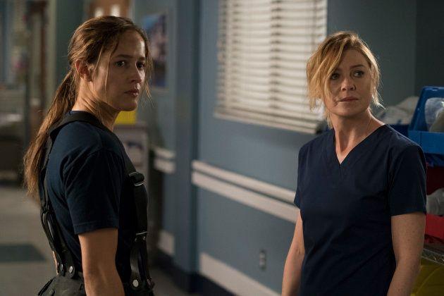 Greys Anatomy é uma das muitas séries de sucesso que exploram o ambiente