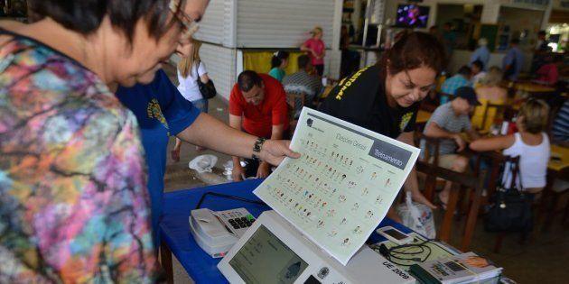 De acordo com a Justiça Eleitoral cerca de 3,3 milhões eleitores se enquadram na