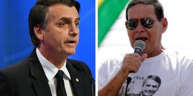 Vice de Bolsonaro chamou 13º salário
