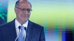 A aposta de Alckmin em 'virada' e a promessa de salário mínimo acima da