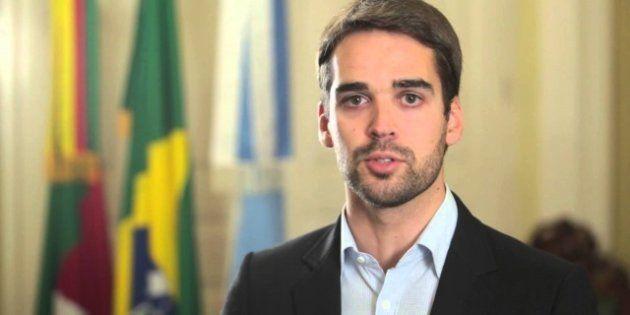 Eduardo Leite é o candidato do PSDB ao governo