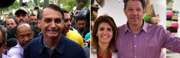 Bolsonaro ou Haddad: Para quem irá seu