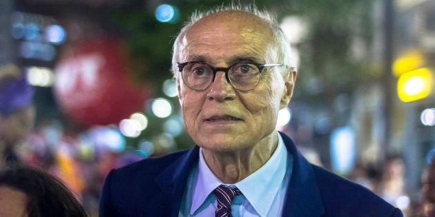 Suplicy perde vaga no Senado para Mara Gabrilli; Major Olímpio lidera