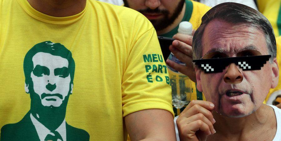 Jair Bolsonaro é um fenômeno das massas, com adesão popular e irrestrita a suas
